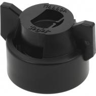 CP114440A1CE Pokrywka dyszy czarna 8mm