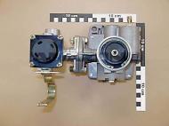 LB061 Zawór hamulca przyczepy ze sterownikiem (dwururowy)