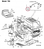 753-0760 Zestaw części montażowych