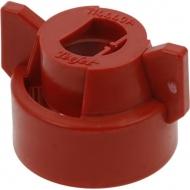 CP114440A3CE Pokrywka dyszy czerwona 8mm
