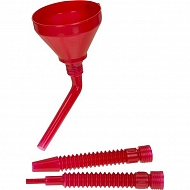 1057202050GP Lejek plastikowy końcówka giętka Gopart, Ø 150 mm