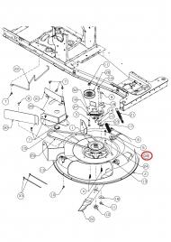 783-06243637 Kabel sprzęgający wspornik