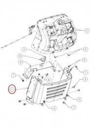 783-06811D-S Deska rozdzielcza