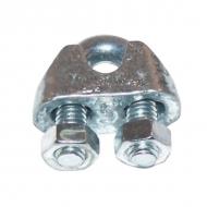 WL05 Zacisk do lin ocynk, 5 mm