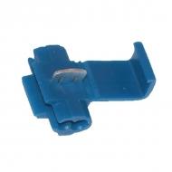 LA9005KR Złącze przewodu Scotchlok z blokadą niebieskie 0.8-2.0mm²