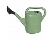 1738480110 Konewka plastikowa z sitkiem, zielona 10 l
