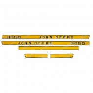 26/860-278 Naklejki do JD, JOHN DEERE 3650