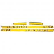 26/860-282 Naklejki do JD, JOHN DEERE 2120