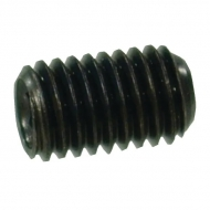 91660756BP025 Wkręt dociskowy z końcem wgłąbionym 45H Kramp, M6x6 mm