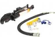 S.399801 Cięgło hydrauliczne (Kat.2/2) Kula i CBM Q.R. Hak, średnica cylindra: 63mm, Długość min : 550mm.