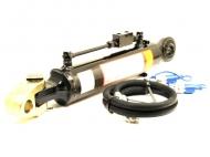 Cięgło hydrauliczne (Kat.3/3) Przegub i Kula, średnica cylindra: 90mm, Długość min : 640mm.