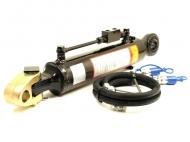 Cięgło hydrauliczne (Kat.4/3) Przegub i Kula, średnica cylindra: 120mm, Długość min : 760mm.
