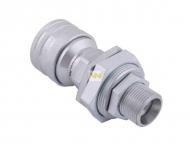 Szybkozłącze hydrauliczne gniazdo long M22x1.5 gwint zewnętrzny EURO (Adaptacja starego typu 504900) (9199822G/ST) (ISO 7241-A) Waryński