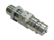 Szybkozłącze hydrauliczne wtyczka long M22x1.5 gwint zewnętrzny EURO (9100822W) (ISO 7241-A) Waryński