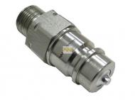 Szybkozłącze hydrauliczne wtyczka M20x1.5 gwint zewnętrzny EURO (9100822W) (ISO 7241-A) Waryński
