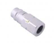 Szybkozłącze hydrauliczne wtyczka M18x1.5 gwint wewnętrzny EURO (ISO 7241-A) Waryński