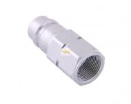 Szybkozłącze hydrauliczne wtyczka M22x1.5 gwint wewnętrzny EURO (ISO 7241-A) Waryński