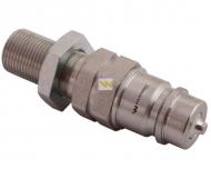 Szybkozłącze hydrauliczne wtyczka long M20x1.5 gwint zewnętrzny EURO (ISO 7241-A) Waryński