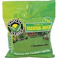 1707524020 Nawóz na trawnik - mech, 2 kg