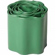 1707800115 Obrzeże ogrodnicze trawnikowe, zielone 15 cm x 9 m