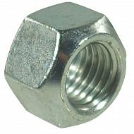 98010 Nakrętka samohamowna jednolita kl. 8 ocynk Kramp, M10