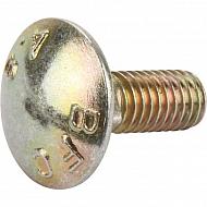 DA052 Śruba grzybkowa V2A, M6x16 mm, nierdzewna