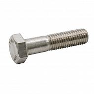 93110100RVSP050 Śruba pół gwint A2 Kramp, M10x100 mm, nierdzewna