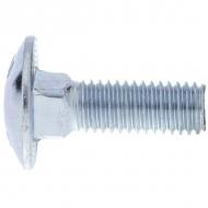 60382588 Śruba zamkowa kl. 8.8 ocynk Kramp, M8x25 mm