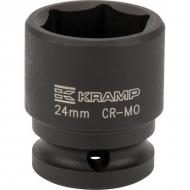 """1803524624KR Klucz nasadowy udarowy 6-kt. 1/2"""", 24 mm"""