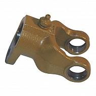 1017102 Widełki Walterscheid, otwor Ø 30 mm, kołek sprężysty, seria W2100