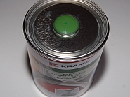 606008KR Lakier, farba pasuje do maszyn Amazone, zielony, zielona 1 L, oryginalna zielona farba Amazone
