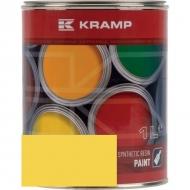 Lakier, farba pasujący do maszyn John Deere, żółty, żółta od 1995 roku 1 L