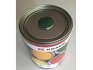 624008KR Lakier, farba pasujący do maszyn John Deere, oryginalny kolor producenta zielony, zielona 1 L