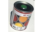624508KR Lakier, farba pasuje do maszyn John Deere, zielony, zielona od 1987 roku 1 L