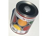906508KR Lakier, farba pasuje do maszyn Claas, srebrny, srebrna 1L