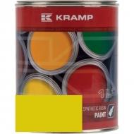 109508KR Lakier, farba pasujący do maszyn Deutz, żółty, żółta 1 L