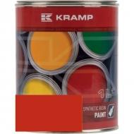 209008KR Lakier, farba pasujący do maszyn Deutz, pomarańczowy, pomarańczowa  1 L