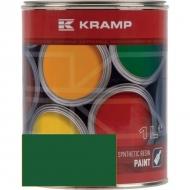 613508KR Lakier, farba pasujący do maszyn Deutz, seria 05 zielony, zielona 1 L