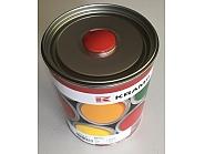 334508KR Lakier, farba pasuje do maszyn Manitou, oryginalny kolor producenta, czerwony, czerwona 1 L