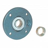 PME45 Łożysko z obudową okrągłe, kompletne PME45, O 45 mm