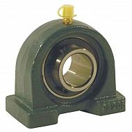UCPA204 Łożysko z obudową stojącą, kompletne O 20 mm