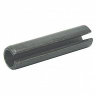 14811255 Kołek sprężysty czarny DIN 1481, 12x55