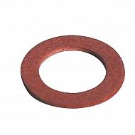 FIB141815 Pierścień uszczelniający z fibry, 14x18x1,5 mm