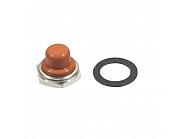U16546 Przykrywka wyłącznika ciśnieniowego, czerwona, 12 mm
