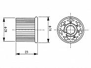 11112100PN Przełącznik, włącznik sterujący
