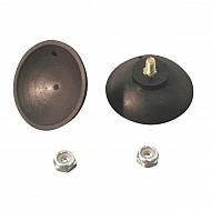 ES6767 Części zamienne do chwytaka uniwersalnego Arcoa, zestaw gumek