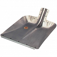 ES54826 łopata aluminiowa nieoprawiona SHW, nr. 7