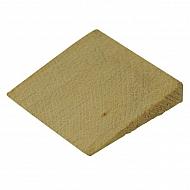 ES38212 Klin drewniany, 50 x 54 x 10 mm