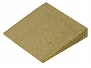 ES38213 Klin drewniany, 40 x 43 x 8,5 mm