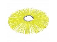 BR320111P Szczotka pierścieniowa 320/110 poli żółty